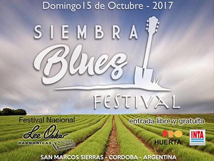 Siembra Blues Festival